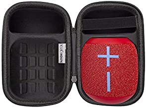 Ultimate Ears WONDERBOOM 2 Bluetooth Speaker (Radical Red) and Knox Gear Protective Case Bundle (2 Items)