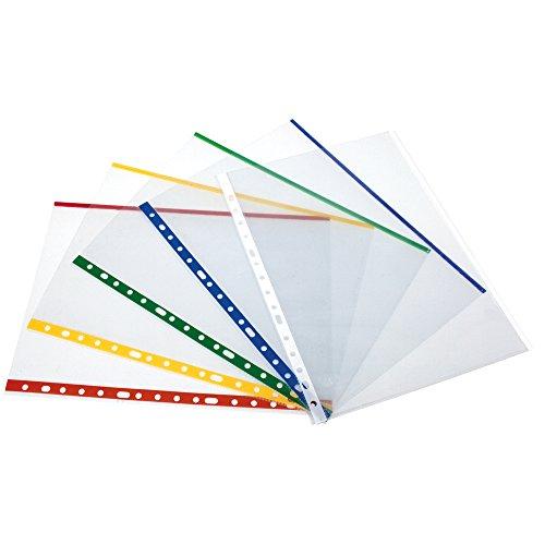 Fundas Multitaladro A4 Colores Marca Grafoplas