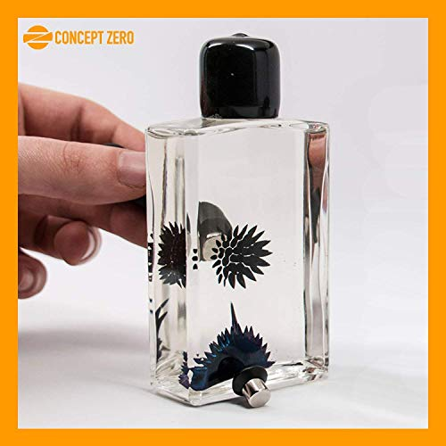 Ferrofluid Display, Squared Genuine Concept Zero