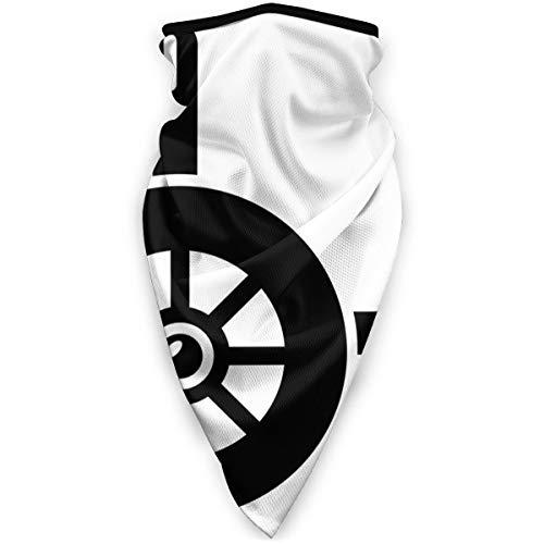 Rollstuhl, winddicht, Icon-simple-style, atmungsaktiv, Winter, winddicht, warm und winddicht, Helm geeignet für Motorrad Wintersport Erwachsene Größe Universal