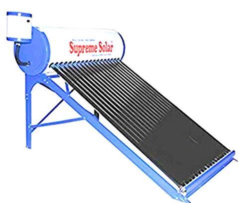 Supreme Solar 200 LPD Solar Water Heater, Standard (Multicolour, SS-003)