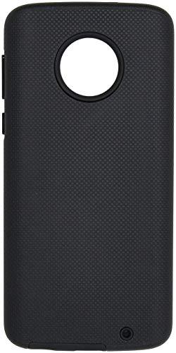 Capa Strong Duall para Moto G6 Plus, iWill, Preta