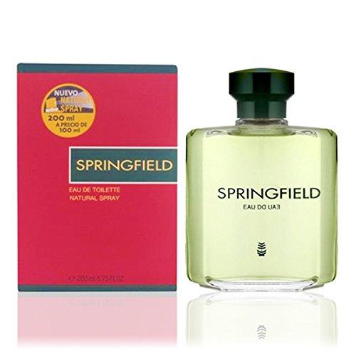 Springfield - SPRINGFIELD edt vaporizador 200 ml