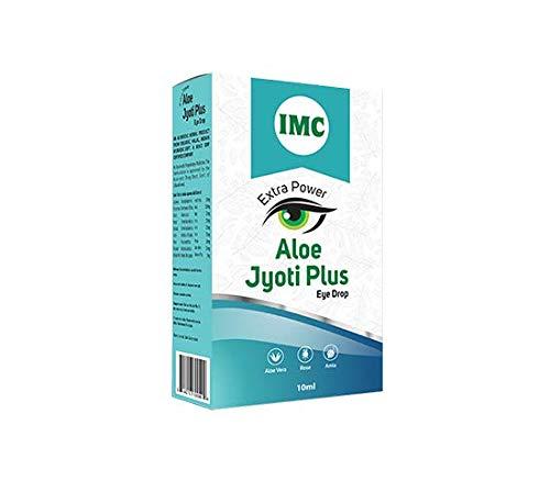 Imc Aloe Jyoti Plus Ayurvedic Eye Drop - Pack Of 5
