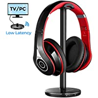 [Actualidad] Mpow 059 Auriculares Inalámbricos para TV con Transmisor Bluetooth, Cascos Bluetooth TV con 20Hrs, Hi-Fi Estéreo, Low Latency para TV, PC, AV Receptor, Móviles, Juegos