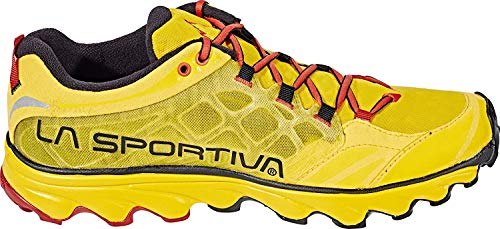 La Sportiva Men's Trail Running Shoes, Yellow Yellow 000, 5...