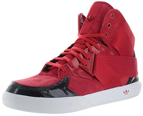adidas Originals C-10 - Zapatillas de Baloncesto para Hombre, Color Negro, Talla 41 EU