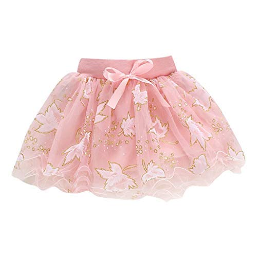 TWIFER été Tutu Tulle Jupes Puffy Shortcake Jupe Robe De Bal Toddler Enfants Bébé