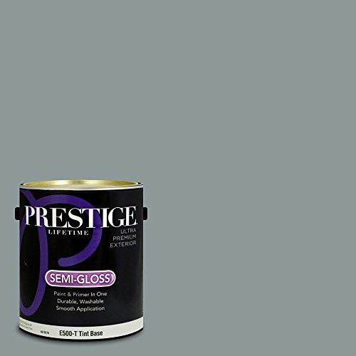 Prestige Paints Exterior Paint and Primer In One, 1-Gallon, Semi-Gloss, Comparable Match of...