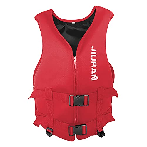 Life Jackets for Adults, Lightweight Water Sport Jacket Life Vests Boating Jacket, Surfing Vest, Outdoor Water Sports Accessories for Sailing Fishing Surfing Watersport Boating Kayaking