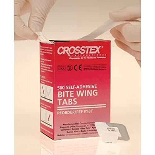 CRX Bite Wing Tabs Self-Adhesive Bx/500