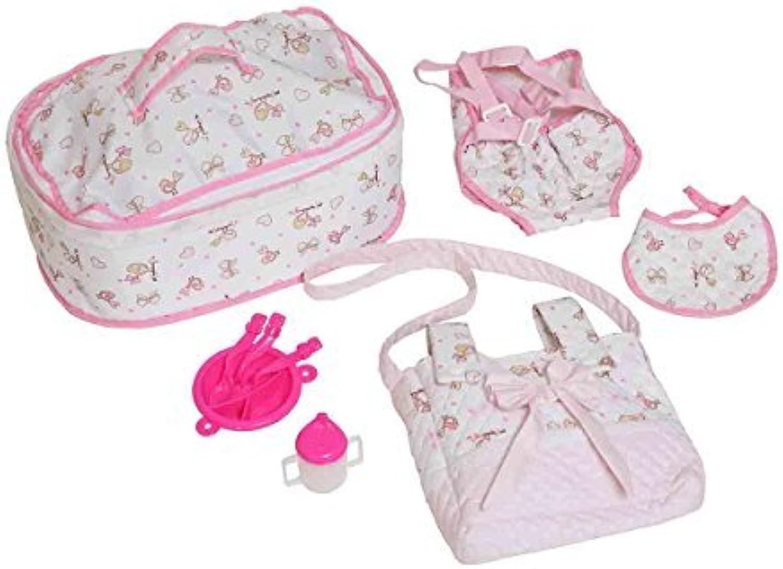 grandes ofertas Decuevas Dulce Special Special Special Gift with Cochery Bag Baby Cocherier Bib and Accessories  Vuelta de 10 dias