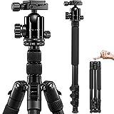 Best Monopod For DSLR Cameras - VICTIV Camera Tripod 81 inches Monopod, Aluminum Travel Review