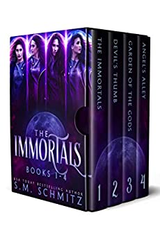 The Complete Immortals Series Box Set: A Fantasy & Mythology Romance Series (The Immortals Series) Kindle Edition by S.M. Schmitz