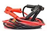 XINCOL Heavy Duty 2500A 100% Copper Wire Jumper Cable Booster Cable For Truck Anti-frozen Heat Insulation Jump Leads with Free Carry Bag Size 20Ft