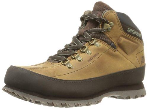 Cat Footwear RESTORE P713365 - Zapatos de cuero para hombre, Beige -...
