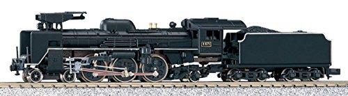 Steam Locomtive C57 [Yamaguchi-go Type] (Model Train)