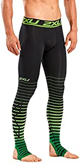 2XU Mens Elite Power Recovery Compression Tights MA4417b-P