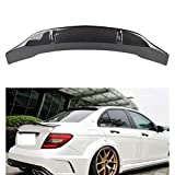 FEIPARTS Universal Exterior Accessaries Styling Kit sautomotive Spoilers&Wings Carbon Fiber compatible with 2008-2013 Mercedes-Benz