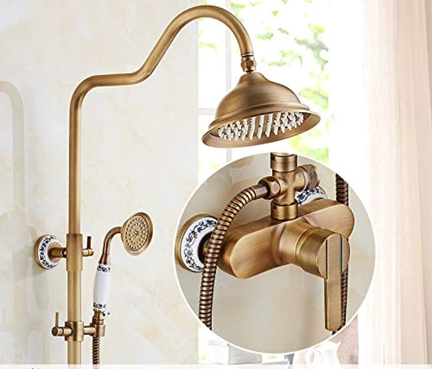 Hlluya Professional Sink Mixer Tap Kitchen Faucet Antique ...