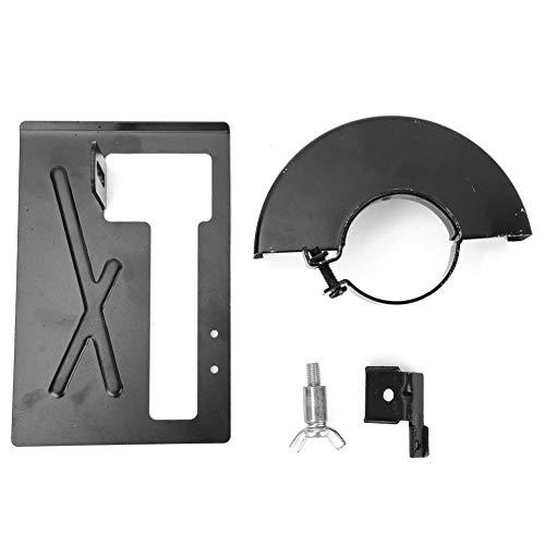 Base per smerigliatrice angolare elettrica Samfox Base di taglio e supporto per smerigliatrice(Balance seat)