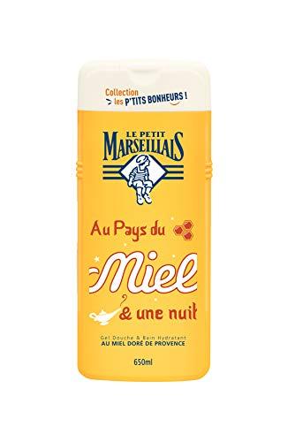 Le Petit Marseillais - Ducha baño felicidad miel