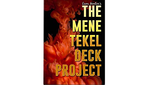 The Mene Tekel Deck Red Project with Liam Montier (Gimmicks and Online Instructions) - Trick
