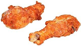 Tyson Fully Cooked Hot and Spicy Glazed Chicken Drumstick, 10 Pound -- 1 each.