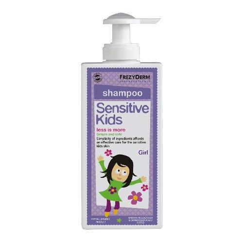 FREZYDERM Sensitive Kids Shampooing pour filles