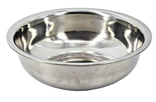Variety Quarts Stainless Steel Mixing Bowls Kitchen Cookware #UNTM (2052-8 (8 Quart))