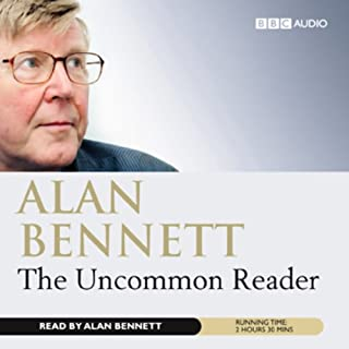 The Uncommon Reader cover art
