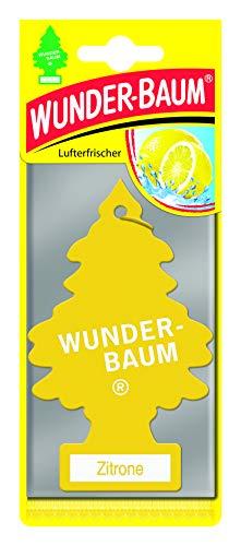 HP-Autozubehör 134201 Wunder-Baum Lufterfrischer Zitrone