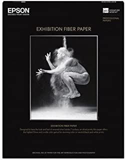 Epson Exhibition Fiber Glossy Inkjet Photo Paper 24