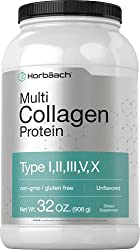 Horbäach collagen Protein 32 oz