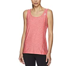 Pink New Reebok Sleeveless Vest Tank Top Ladies Womens Gym Training Fitness