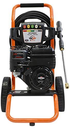 WASPPER ✦ Hidrolimpiadora de Motor de Gasolina Briggs & Stratton 3200 PSI...
