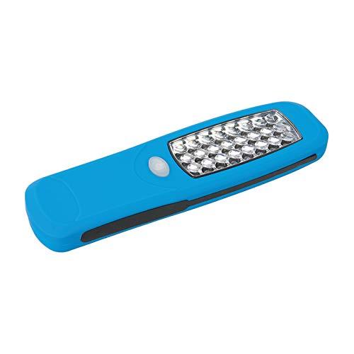 dapetz® LED Magnético Antorcha mecánico Antorcha - 24 LED 210x 60mm 120 Lumen salida