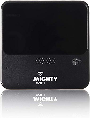 MightyWifi Cloud Black Upgrade Worldwide high speed hotspot with US 30...
