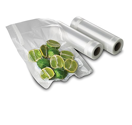 FoodSaver FSFSBF0526-P00 8-Inch Roll Two-pack, 20 Feet Long