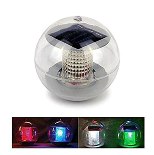 Best to Buy 4pack Solar floating pool light,Solar Powered LED Night Light Lamp ball for Swimming Pool,Garden and Party Decor Outdoor Waterproof Pond Path Landscape lights