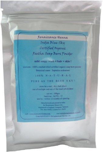 Reetha Powder Bio-Shampoo, 100 g