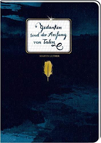 Notizhefte - BücherLiebe! - DIN A5: 6 x 2 Ex. im Sortiment