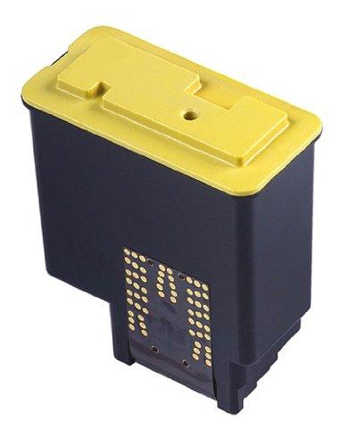 Druckerpatrone (black) für Olivetti FAX-LAB 470 (wiederaufbereitete-Faxpatrone) für FaxLab 350, 16ml