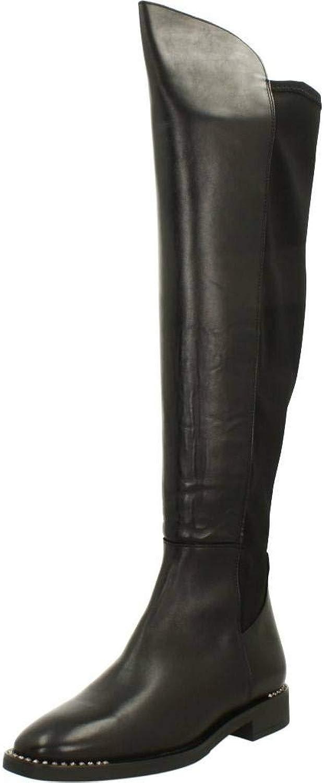 ALPE Stivali per Le Donne, Coloreee Nero, Marca, modellolo Stivali per Le Donne 3808 Nero