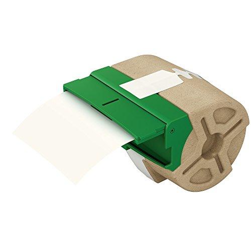 Leitz 70190001 Endlos-Kartonrollenkassette Icon, nicht klebend, Karton, 91 mm x 22 m, weiß