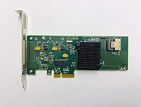LSI Logic 9211-4i SAS RAID Controller. SAS9211-4I 4PORT INT 6GB SATA+SAS PCIE 2.0 COMB-C. PCI Express x4 - 600Mbps Per Port - 1 x SFF-8087 mini SAS 600 - Serial Attached SCSI Internal