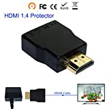 Eazy2hD HDMI Surge Protector Mini Portable HDMI 1.4 Protector for ESD and Lighting Surge Protection,Support HDCP