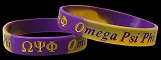 omega psi phi wristband
