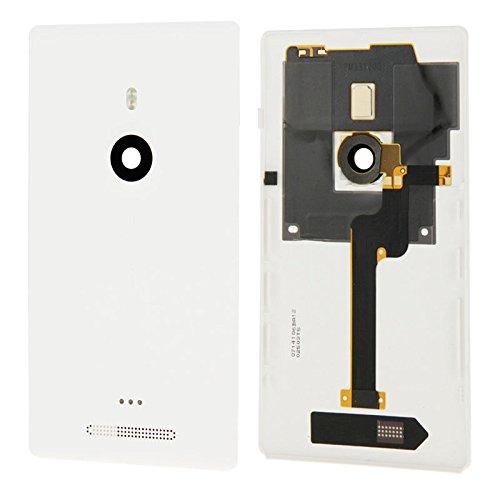 Repuesto Nokia Carcasa Tapa Trasera de Batería con Cable Flex para Nokia Lumia 925 Repuesto Nokia