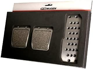 Mugen Power Sport JDM Racing 3pcs Pedal Set - Manual M/T